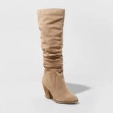scrunchy boots